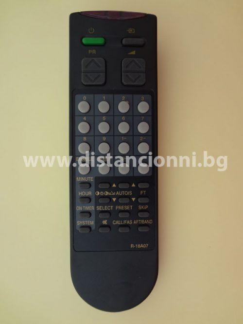 Дистанционно управление за DAEWOO R18A07