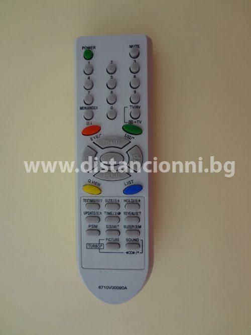 Дистанционно за телевизор LG 6710V00090А
