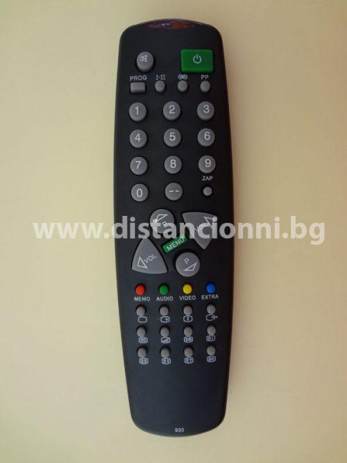 Дистанционно управление за VESTEL rc 930
