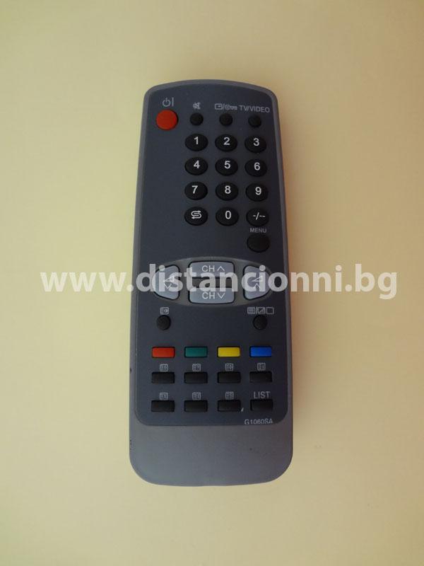 Дистанционно управление за SHARP G1060SA