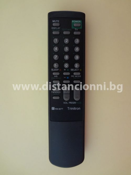 Дистанционно за телевизор SONY RM-827 S