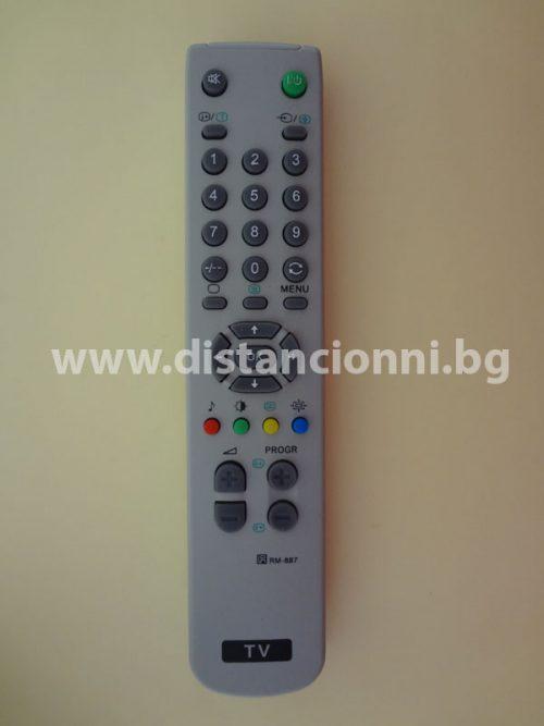 Дистанционно управление за SONY RM-887