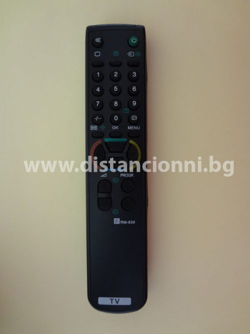 Дистанционно управление за SONY RM-839