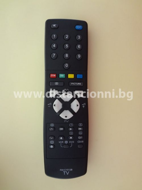 Дистанционно управление за JVC RM-C1512B