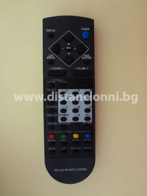 Дистанционно управление за JVC RM-C220
