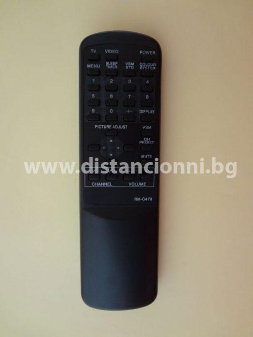 Дистанционно управление за JVC RM-C470