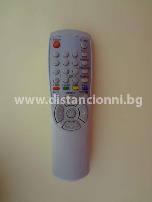 Дистанционно за телевизор SAMSUNG 00104K