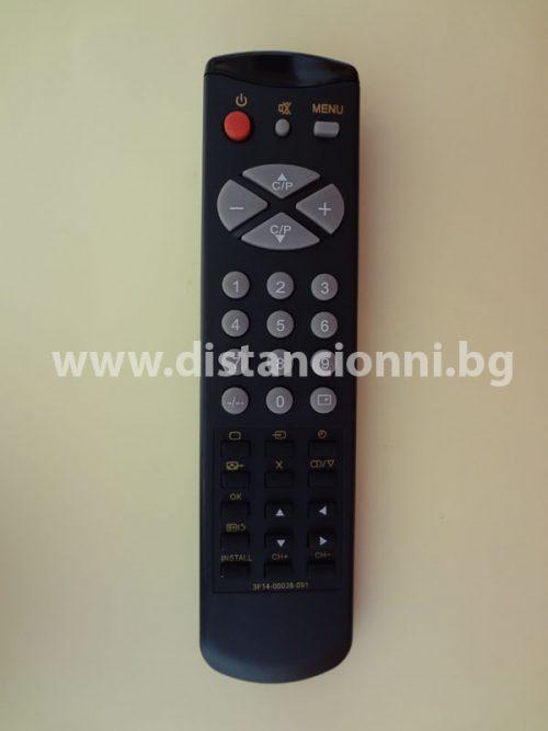 Дистанционно управление за SAMSUNG 3F14-00038-091