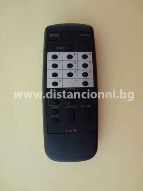 Дистанционно за телевизор AIWA RC-6VT06