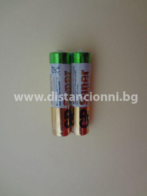 Батерия GP R03(AAA) - алкална