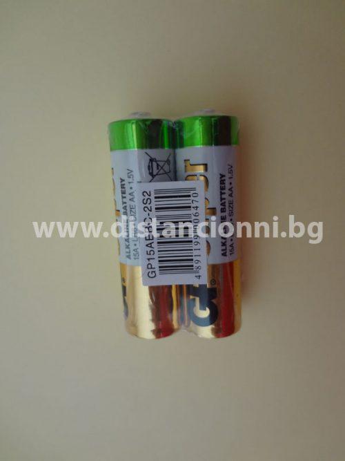 Батерия GP R6(AA) - АЛКАЛНА