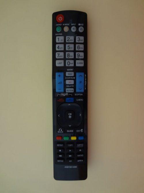 Дистанционно управление за LG AKB72914276 заместител.