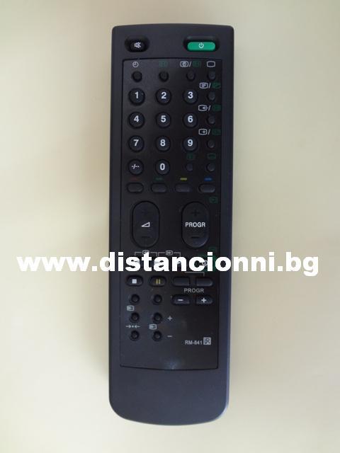 Дистанционно управление за SONY RM -841