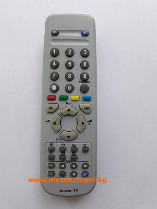 Дистанционно управление за JVC RM-C1100
