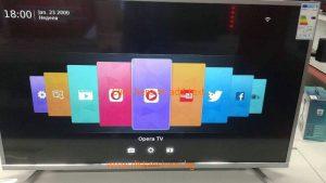 menu Skyworth Smart tv