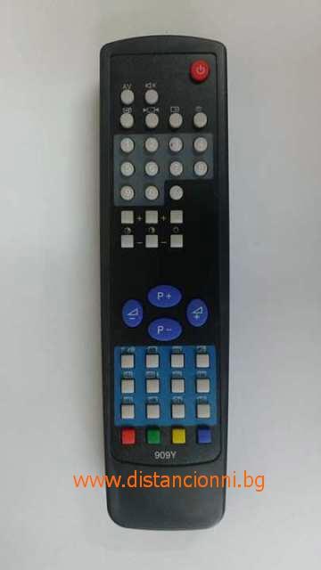 Дистанционно управление за PHILIPS RC909