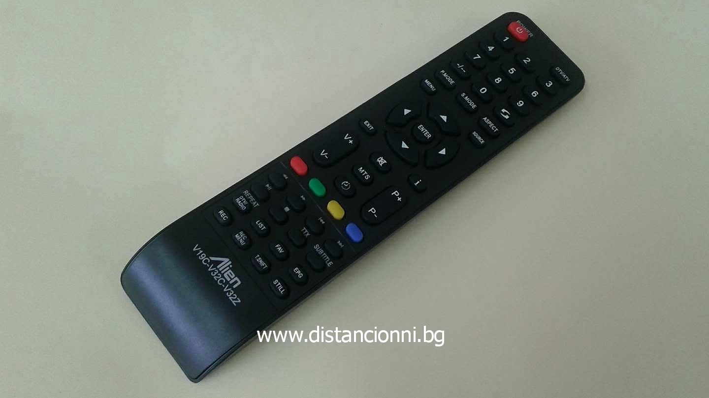 Дистанционно управление за VORTEX V32C02D