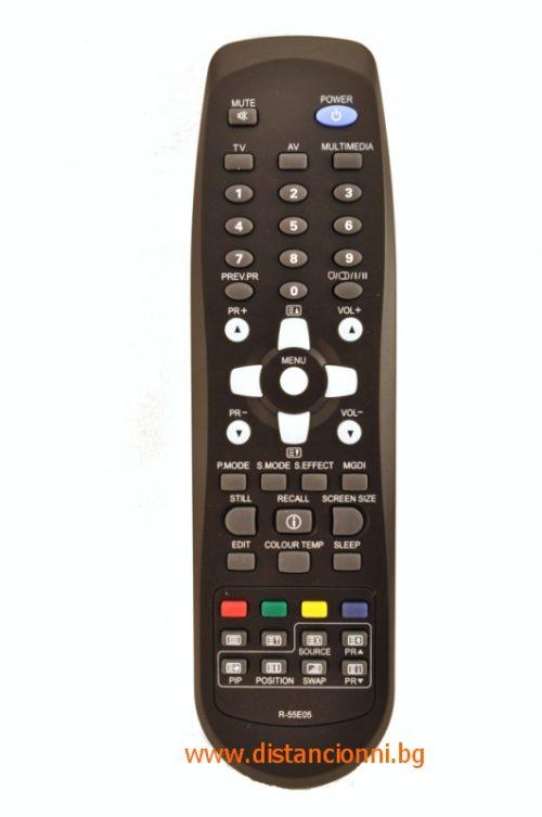 Дистанционно управление за DAEWOO R-55E05 заместител