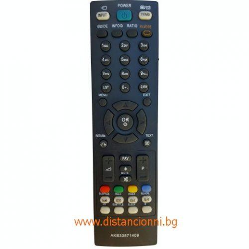 Дистанционно управление за LG AKB33871409