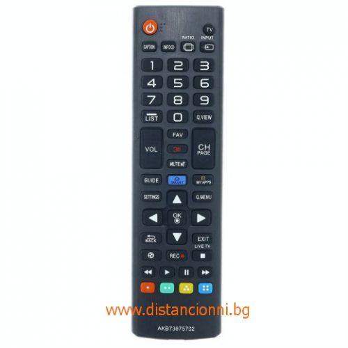 Дистанционно управление за LG AKB73975702