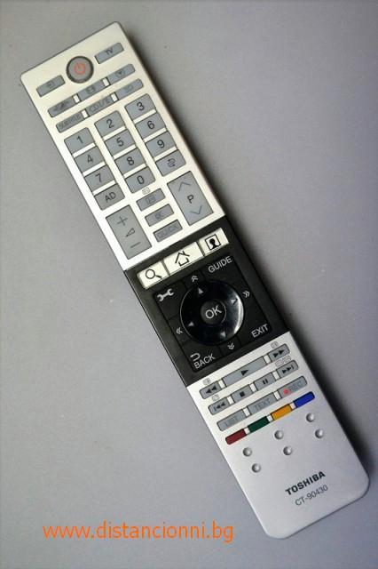 Дистанционно управление за TOSHIBA CT-90430