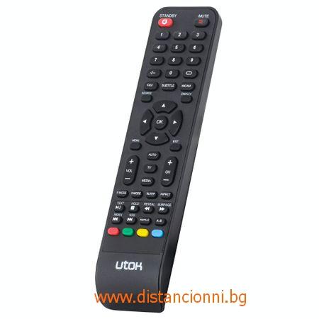 Дистанционно управление за UTOK U24HD2A