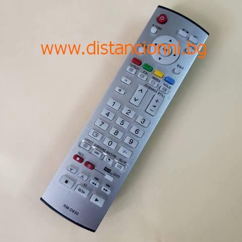 Дистанционно управление за PANASONIC RM-D630