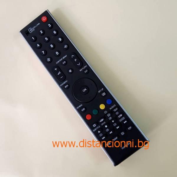 Дистанционно управление за TOSHIBA rc RM-D759