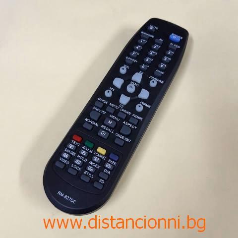 Дистанционно управление за DAEWOO RM-827DC