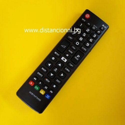 Дистанционно управление за LG AKB74475490