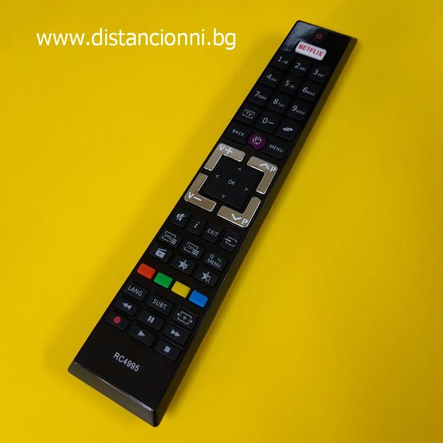 Дистанционно управление RC 4995