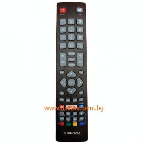 Дистанционно управление за BLAUPUNKT SMART TV