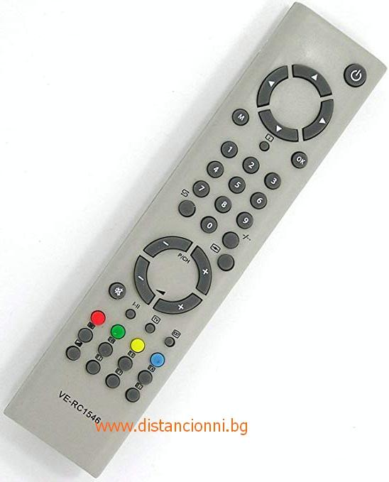 Дистанционно управление RC1546