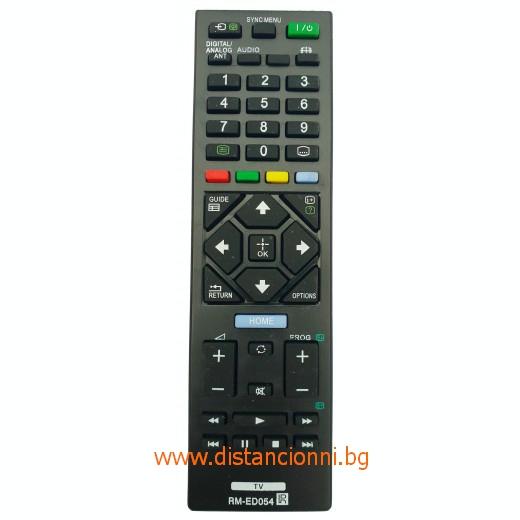 Дистанционно управление за SONY RM-ED054