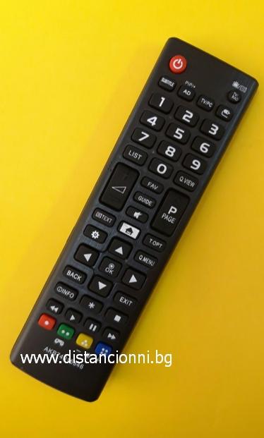 Дистанционно управление за LG AKB74915346