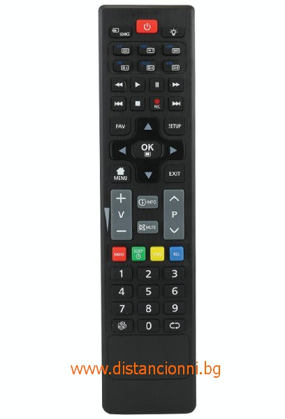 Дистанционно управление за SUNNY SN24LED003