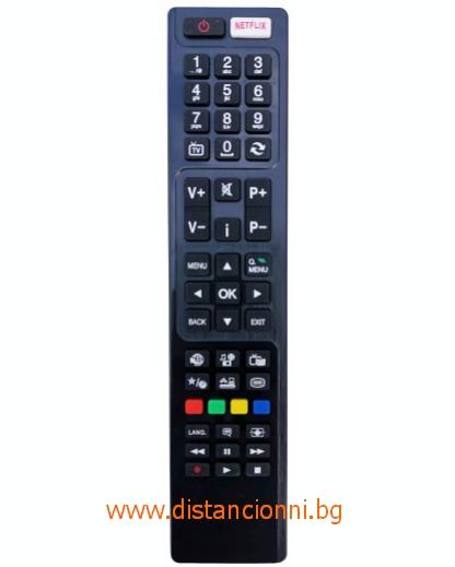 Дистанционно управление за JVC RC 4848 H