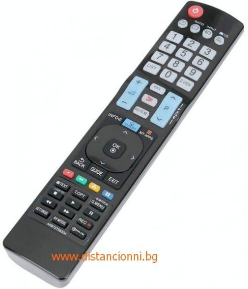 Дистанционно управление за LG AKB73756504 - SMART TV