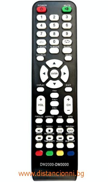 Дистанционно управление за STAR LIGHT 28DM2000