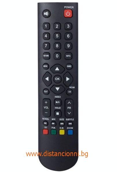 Дистанционно управление за ALLVIEW 32ATC5500-H/1