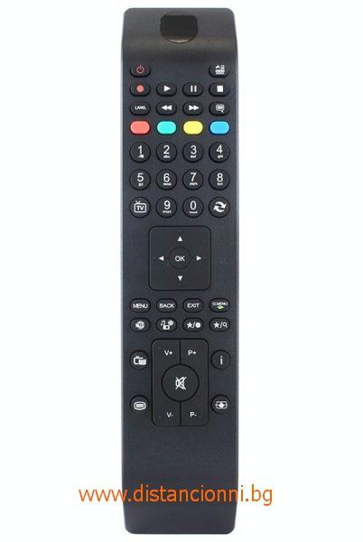 Дистанционно управление за DIGIHOME RC 4800
