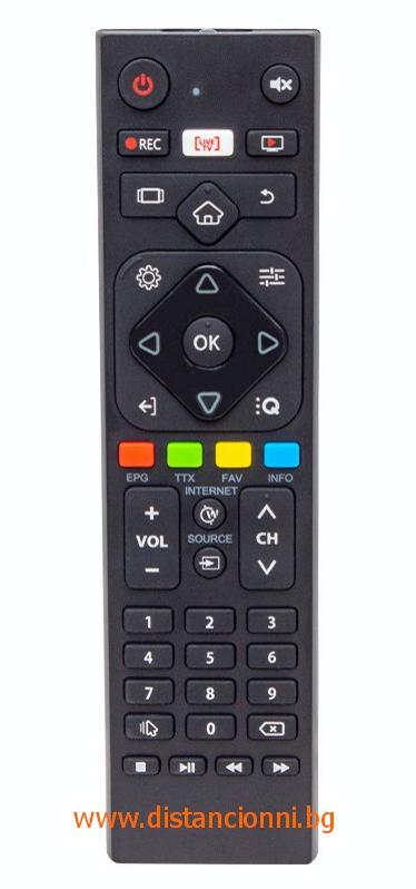 Дистанционно управление за VIVAX SMART TV