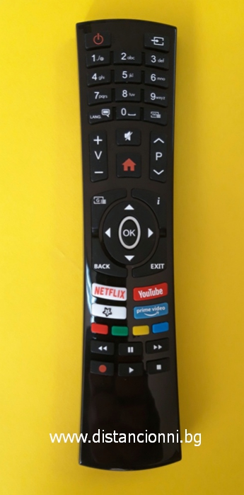 Дистанционно управление за TECHWOOD SMART TV RC4390P