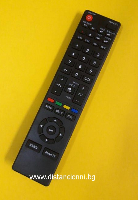 Дистанционно управление за ALLVIEW 32АТS5000 SMART TV